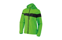 Brooks Men's NightLife LSD Lite Jacket III brite green/black